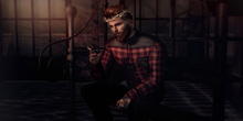 [hedon] poses {Thorns} Single Male Pose