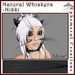 Ephemeral Neko - Natural Whiskers - Nikki