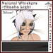 Ephemeral Neko - Natural Whiskers - Akasha Light