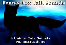 Fennec Talk Sound Replacers for TWI Mesh Fox
