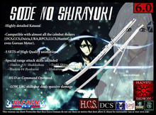 Sode No Shirayuki - [Clearance Sale] up to 50% off - Hantu Demon Creations