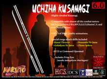 Uchiha Kusanagi - [Clearance Sale] up to 50% off - Hantu Demon Creations