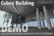{co*ffee} Cubex Building DEMO