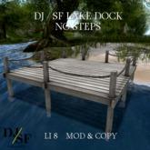 DJ / SF Lake Dock - no steps - boxed