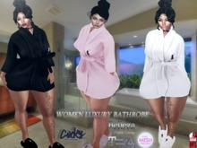 {RC}Women Luxury Robes