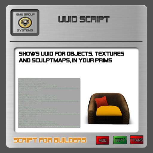 EMU UUID Script
