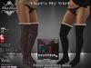 [PPD] Thats My Girl Thigh High Ugg Boots - Dark Dayz
