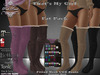 [PPD] Thats My Girl Thigh High Ugg Boots - Fat Pack