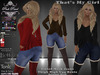 [PPD] Thats My Girl Jeans & Ugg Boots - Dark Dayz