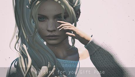 {Lyrium} Waiting for you Pose