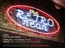 The Retro Neon :: Simple tube & HUD (all copy)