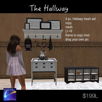 The Hallyway Revised  (Crate)