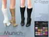 -KC- MUNICH BOOTS / MAITREYA, BELLEZA, HOURGLASS, SLINK, TONIC