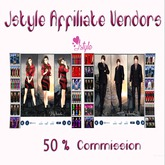 Jstyle Affiliate vendors-VipJstyle clothes woman-Man-