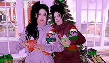 ENIIPose-Christmas Friends