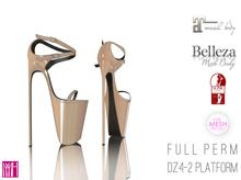 PROMO [DZ] Millionheels 04-2 High Platform Heel