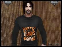 Aesthetic HappyThanksgiving Sweater v2