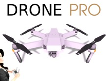 DRONE PRO (helicopter / aircraft)