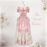 Belle Epoque { The Secret Garden } Pink Dress (Box)