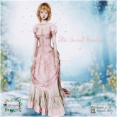 Belle Epoque { The Secret Garden } Dress FATPACK