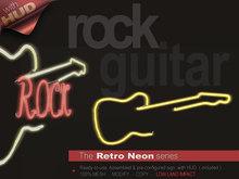 The Retro Neon - GUITAR