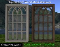 ER Gothic Style Windows FULL PERM