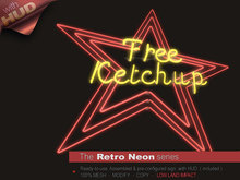 The Retro Neon - TODAYS SPECIAL