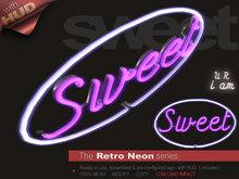 The Retro Neon - SWEET