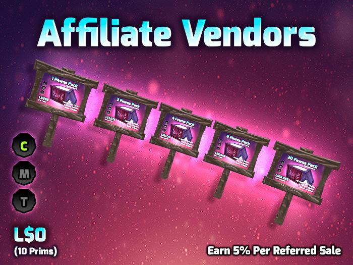 Fawns - Affiliate Vendors (Live) v1.0