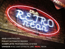 The Retro Neon AUTOMATIC-NEON-SIGNS SYSTEM