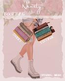 ninety - Book Bag  Sweet & Vintage