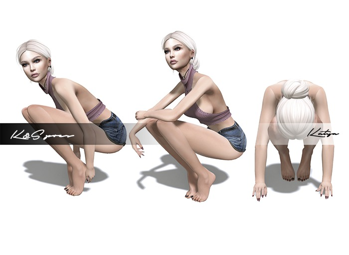 <K&S> ~Katya~ poses 14