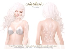 Stardust - Vivian - White Tattoo (WEAR ME)