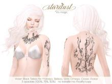 Stardust - Vivian - Black Tattoo (WEAR ME)