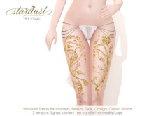 Stardust - Vivi - Gold Tattoo (WEAR ME)