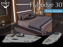 HMY Flybridge Yacht - Early Access Edition