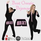 ::LL:: Brat Onesie Pajamas (Mesh and Classic)