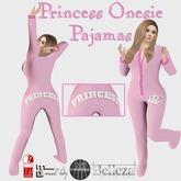 ::LL:: Princess Onesie Pajamas (Mesh and Classic)