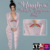 ::LL:: Rainbow Winter Pajama Suit (Slink, Omega & Classic)
