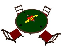 Hearts Card Game - Holiday Sale