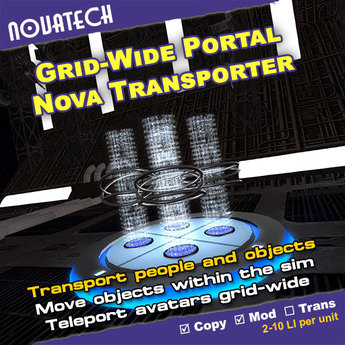 Grid-Wide Transporter, Nova