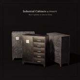 DYNASTY - Industrial Cabinet - Metal