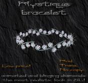 """""""Mystique"""" bracelet in renaissance style"""