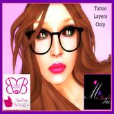 Dela' de la Beaute' - Bubblegum Matte Lipstick