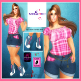 =Fabulously Country [Pink]= APPLIER/CLASSIC Set