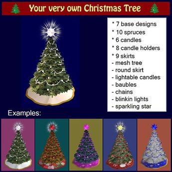 Changeable Christmas Tree 2016 V1