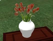 Tulip vase id39fv