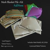 ~tc~ Mesh Blanket Pile FullPerm Kit - 1