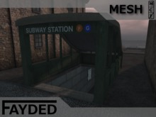 FAYDED - Subway Station