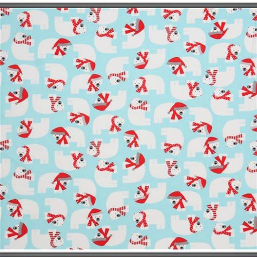 Second Life Marketplace Christmas Polar Bear 3 Wallpaper